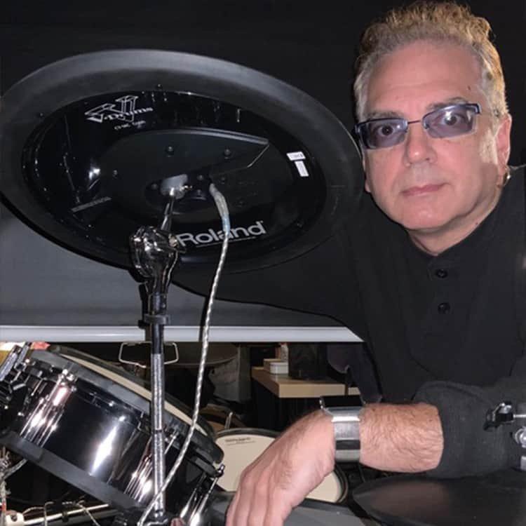 Billy Amendola (Modern Drummer)